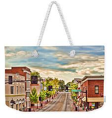 Downtown Blacksburg Weekender Tote Bag