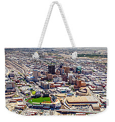 Downtown El Paso Weekender Tote Bag