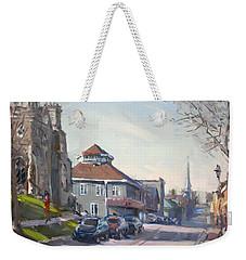 Downtown Georgetown On Weekender Tote Bag
