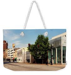 Downtown Huntington West Virginia Weekender Tote Bag by L O C