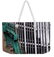 Downtown Indy Weekender Tote Bag