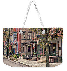 Downtown Jim Thorpe, Pa. Weekender Tote Bag