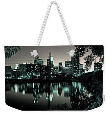 Downtown Minneapolis At Night II Weekender Tote Bag