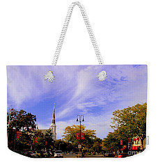 Downtown New England Wakefield Weekender Tote Bag