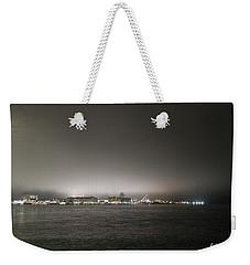 Downtown Oc Skyline Weekender Tote Bag