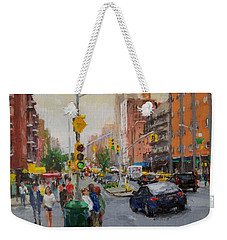 Downtown On Seventh No. 1  Weekender Tote Bag