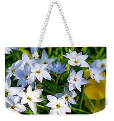 Downtown Wildflowers Weekender Tote Bag