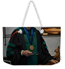 Dr William Culp Weekender Tote Bag