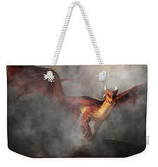 Draco Weekender Tote Bag by Daniel Eskridge