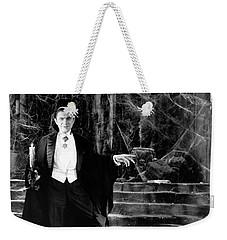 Dracula Weekender Tote Bag
