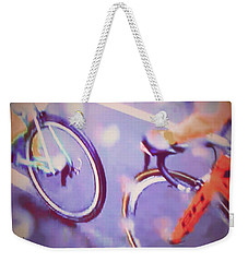 Drafting Weekender Tote Bag