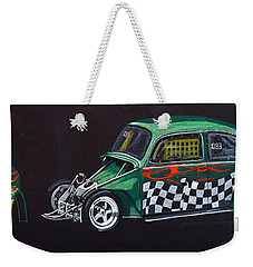 Drag Racing Vw Weekender Tote Bag