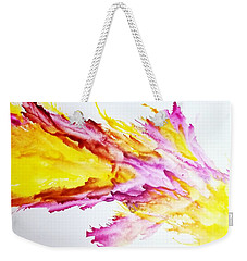 Dragon Breath Weekender Tote Bag