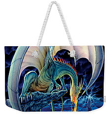 Dragon Causeway Weekender Tote Bag by The Dragon Chronicles - Robin Ko