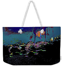 Dragon Dances To The Night Skie Color Filing System Weekender Tote Bag