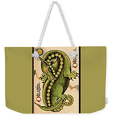 Dragon Dragon Weekender Tote Bag
