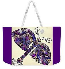 Dragon Fantasy 2 Weekender Tote Bag by Megan Walsh