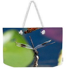 Dragon Fly 195 Weekender Tote Bag