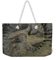 Dragon Fury Weekender Tote Bag