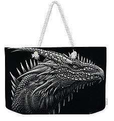 Dragon Lizard Weekender Tote Bag