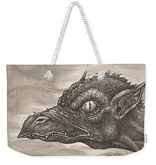Dragon Portrait No. 2 Weekender Tote Bag