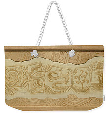 Dragon - The Spirit Of Water  Weekender Tote Bag