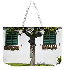 Dragon Tree Garden House Weekender Tote Bag