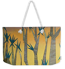 Dragon Trees Weekender Tote Bag