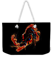 Dragon Within Weekender Tote Bag