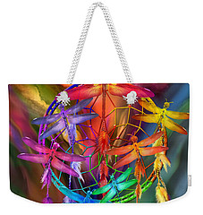 Dragonfly Dreams Weekender Tote Bag