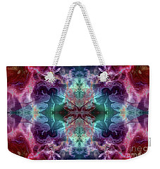 Dragons Lair Weekender Tote Bag by Tlynn Brentnall