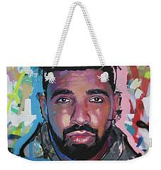 Drake Weekender Tote Bag
