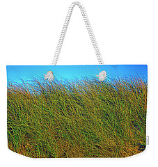 Drake's Island Beach Weekender Tote Bag