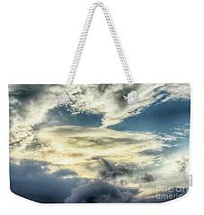 Drama Clouds Weekender Tote Bag