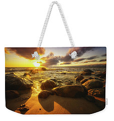 Drama On The Horizon Weekender Tote Bag
