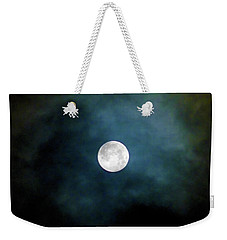 Drama Queen Full Moon Weekender Tote Bag by Menega Sabidussi