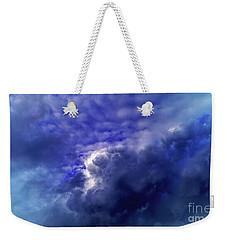 Dramatic Cumulus Sky Weekender Tote Bag