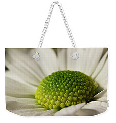 Dramatic Daisy Weekender Tote Bag