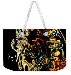 Dramatic Weekender Tote Bag