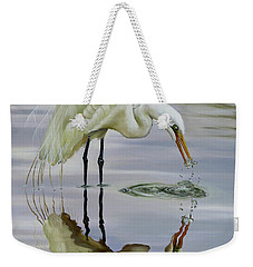 Dramatic Reflections Weekender Tote Bag by Phyllis Beiser