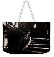 Dramatic Stairway Scene  Weekender Tote Bag
