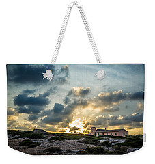 Dramatic Sunset Weekender Tote Bag