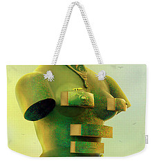 Drawers 2 Weekender Tote Bag by Mike McGlothlen