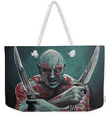 Drax The Destroyer Weekender Tote Bag
