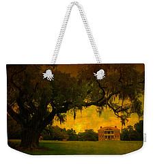 Drayton Hall Plantation In Charleston Weekender Tote Bag