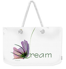 Dream Weekender Tote Bag by Ann Lauwers