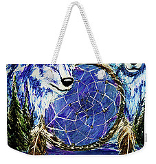 Dream Catcher Weekender Tote Bag