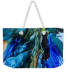 Dream Catcher Weekender Tote Bag by Pat Purdy