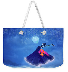 Dream Dancing Weekender Tote Bag