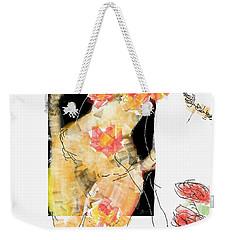 Dream Girl Weekender Tote Bag